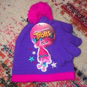 🧜🏼♀️3 for $15 item!🧜🏼♀️ trolls winter hat